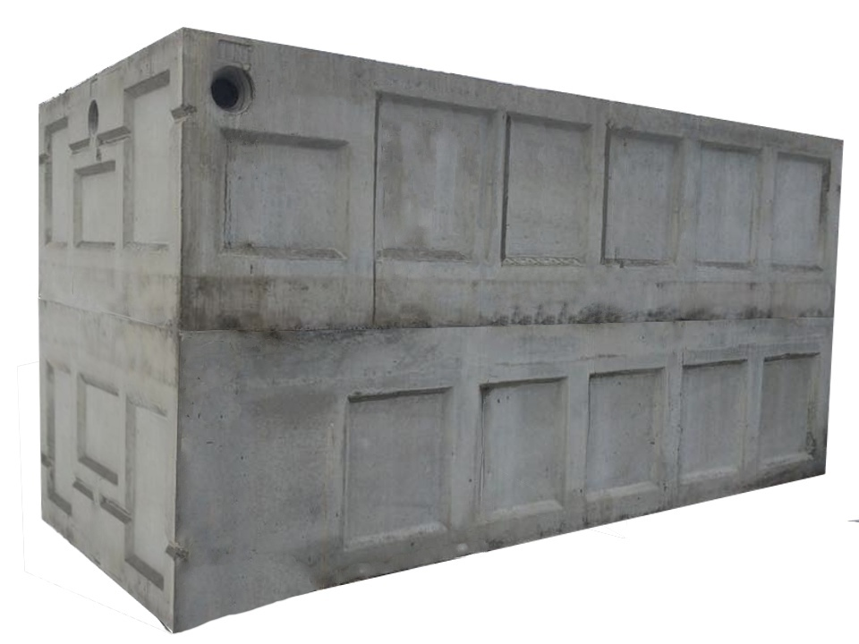 Model 18000 Fire/Water Storage Tank