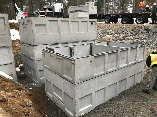 Model 32000 Septic 3 Piece Unit